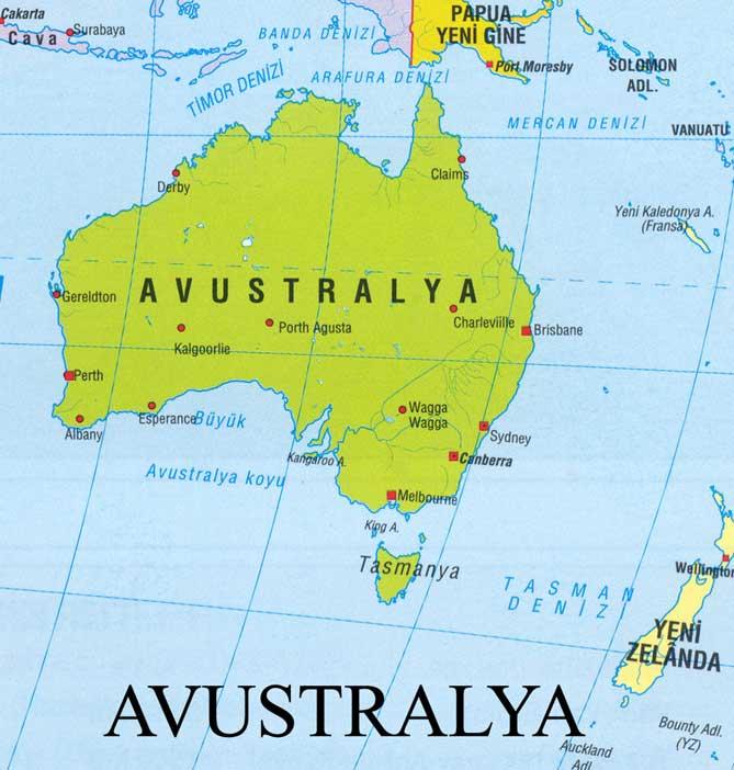 Avusturalyan�n bayramlar� avustralya geleneksel bayramlar�