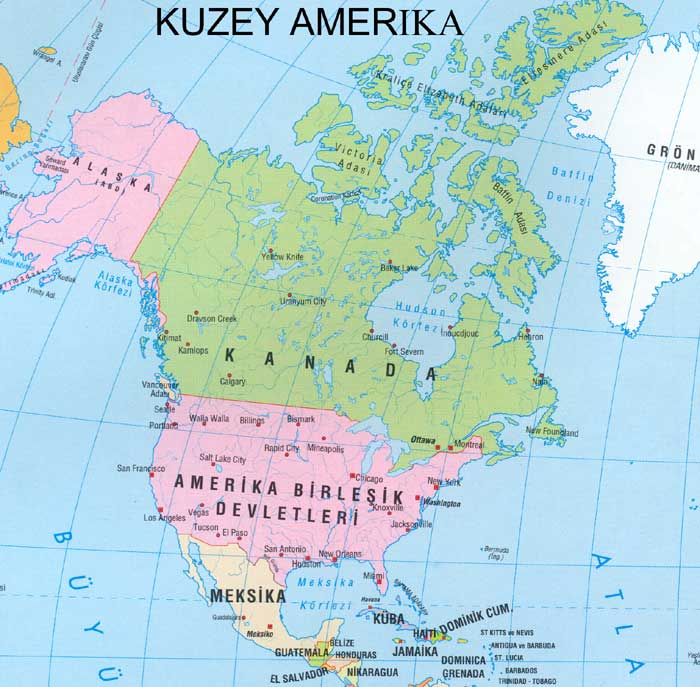 Amerika Kıtası